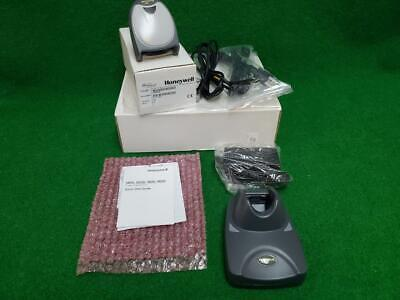 Honeywell 3820 Cordless Linear Image Barcode Scanner New Open Box
