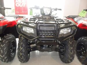 2017 Honda TRX500FM6 RUBICON IRS EPS HONDA ATV RUBICON, IRS, EPS