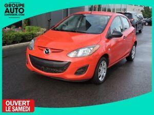 2012 Mazda Mazda2 GX A/C GR.ELECTRIQUE H-BACK