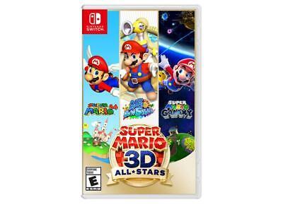 Nintendo Super Mario 3D: All Stars for Nintendo Switch #110717