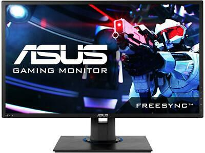 """ASUS VG245H Black 24"""" 1ms (GTG) Widescreen 2x HDMI Asus Eye Care with Ultra Low-"""