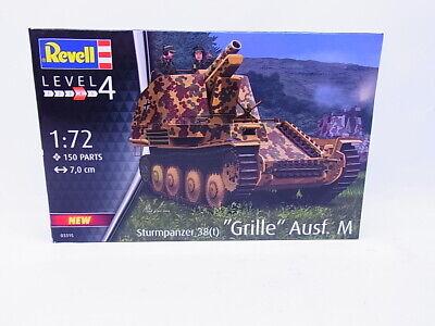 LOT 82697 | Revell 03315 Sturmpanzer Grille Panzer Ausf. M 1:72 Bausatz NEU OVP