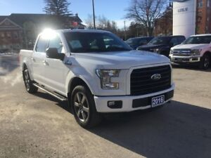 2016 Ford F-150 XLT Sport | 4X4 | One Owner | Navigation
