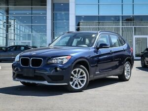 2015 BMW X1 PREMIUM, SUNROOF, AWD