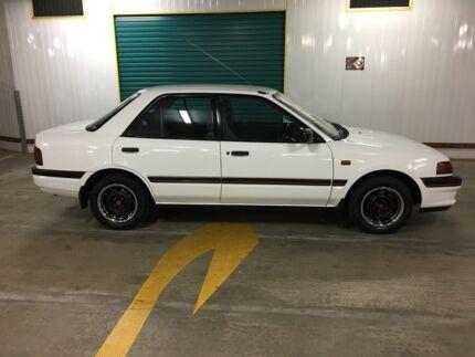 IMMACULATE 1991 Mazda 323 Sedan AUTO, 1 YEAR Rego, Low Km