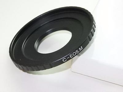 Адаптеры для объективов C Mount CCTV