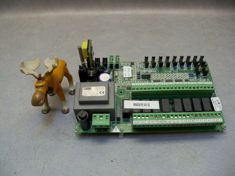 PCB board assembly 963S071 Piovan Technologies 966D019 DSTOX V01S