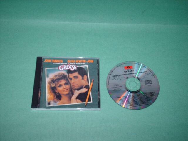 Grease by Original Soundtrack (CD, 1991, Polydor)