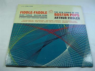 Leroy Anderson & Boston Pops - Fiddle Faddle + Blue Tango