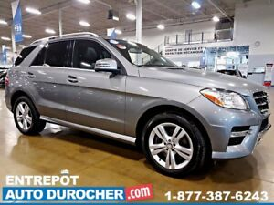 2013 Mercedes-Benz M-Class ML 350 BlueTEC - AUTOMATIQUE - TOIT O