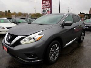 2016 Nissan Murano SL NAVIGATION !!  SUNROOF !! HEATED LEATHE...