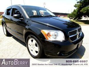 2009 Dodge Caliber SXT **CERTIFIED ACCIDENT FREE 1 OWNER** $4999