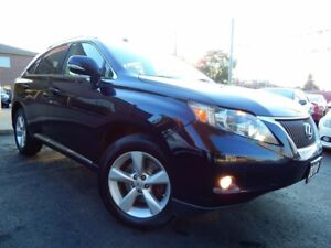 2010 Lexus RX 350 AWD   NAVIGATION.CAMERA   ONE OWNER   LOW KM
