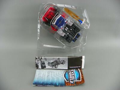 TRANSFORMERS 2010 Generations RTS Reveal The Shield Deluxe G2 OPTIMUS PRIME New!