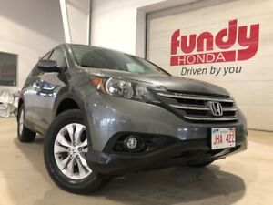 2014 Honda CR-V EX w/alloy, sunroof, backup cam ONE LOCAL OWNER,