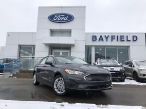 2019 Ford Fusion Hybrid SE FORDPASS CONNECT SPEED SENSITIVE W...