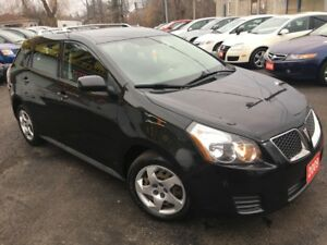 2009 Pontiac Vibe Auto / Spacious / Loaded / Only 150kms / Like