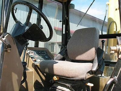 Seat 2pc Cushion Set John Deere 300d310d315d410d510d710d Backhoe Wcab Gk