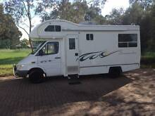 MERCEDES DREAMSEEKER 2001 21 FT TURBO DIESEL MOTORHOME Northfield Port Adelaide Area Preview