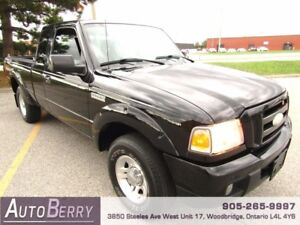 2007 Ford Ranger Sport **CERTIFIED ACCIDENT FREE ONE OWNER**