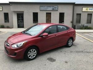 2012 Hyundai Accent GLS,CERTIFIED,NEW TIRES !