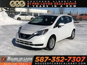 2018 Nissan Versa Note 1.6 SV / Back up Camera / Heated Seats