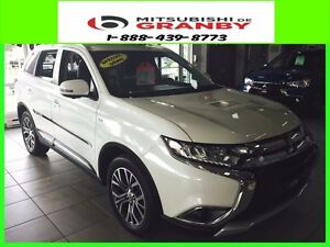2017 Mitsubishi Outlander GT S-AWC 7 PASSAGERS REMORQUE 3500 LBS