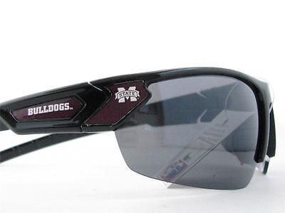 - Mississippi State Bulldogs Black Maroon Sport  Mens Womens Sunglasses MSU S12JT