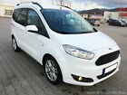 Ford Tourneo Courier, JU2 1.0 EcoBoost, Test