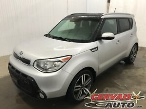 2015 Kia Soul SX Luxury Cuir Toit Panoramique MAGS