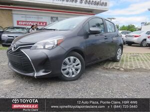 2016 Toyota Yaris LE POWER GROUP