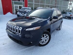 2014 Jeep Cherokee NORTH/BLUETOOTH/4X4/CRUISE CONTROL/MAGS/
