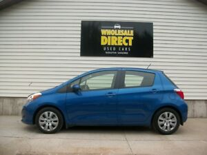 2012 Toyota Yaris VERY EASY ON GAS - AC - CRUISE - POWER GROUP
