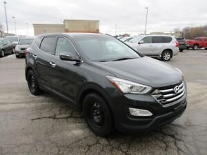 2013 Hyundai Santa Fe Sport AWD~LEATHER~ALL POWER OPTIONS~