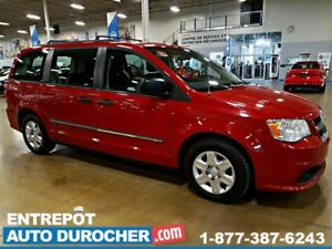 2013 Dodge Grand Caravan SE Automatique - AIR CLIMATISÉ - Groupe