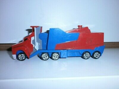 Transformers Optimus Prime Truck Dickie Toys 2015