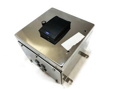 Pepper Fuchs Hid Multiclass Se Card Reader Weatherproof Ip 66 Box Smart Entry