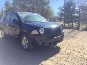 2009 Jeep compass fresh safety low km only 087123