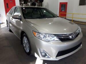 2014 Toyota Camry XLE - V6 - GPS - TOI