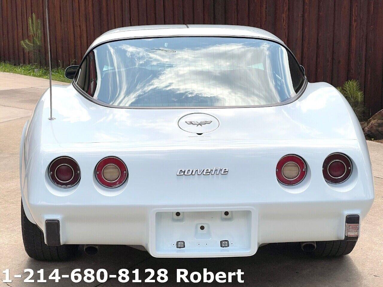1979 White Chevrolet Corvette     C3 Corvette Photo 5