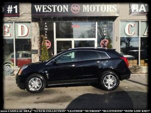 2010 Cadillac SRX LUXURY COLLECT*LEATHER*SUNROOF*BTOOTH*WOW LOW
