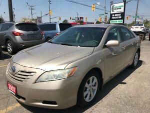 2007 Toyota Camry LE l New Tires l Remote Starter l No Accidents