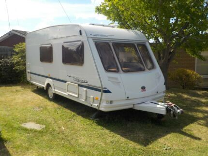 2003 Sterling Caravan 4 berth 18ft Bunk Bed Grovedale Geelong City Preview