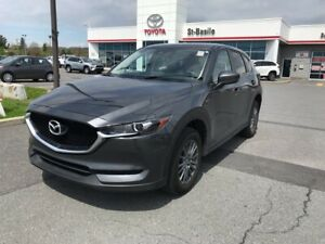 2018 Mazda CX-5 GS CAMERA DE RECUL MAGS SIEGES CHAUFFANTS