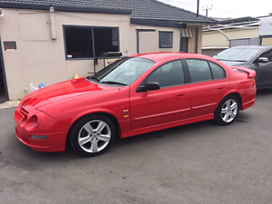 Ford Au xr6 tickford Snowtown Wakefield Area Preview