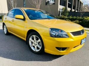 2005 Mitsubishi 380 DB VR-X Gold 5 Speed Sports Automatic Sedan