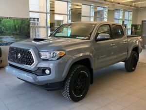 2019 Toyota Tacoma CABINE DOUBLE TRD SPORT 4X4 DEMO DISCOUNTED 1