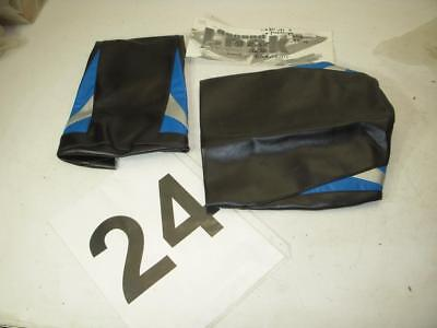 2003 Kawasaki ZX6R 636 NEW SEAT COVER - Second Look Brand 42718-24