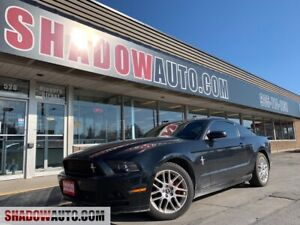 2014 Ford Mustang V6 Premium -LEATHER -