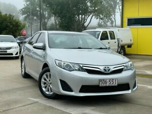 2012 Toyota Camry AVV50R Hybrid H Silver 1 Speed Constant Variable Sedan Hybrid South Toowoomba Toowoomba City Preview
